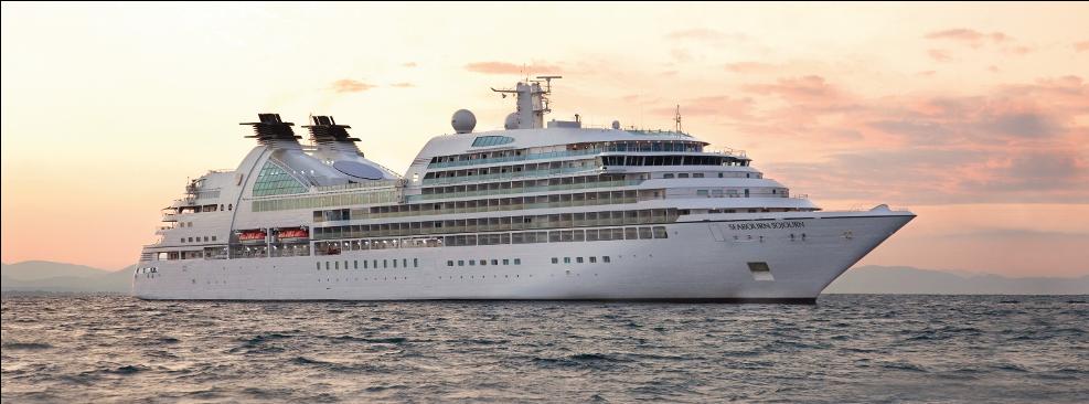Trendsetter Travel Seabourn Sojourn