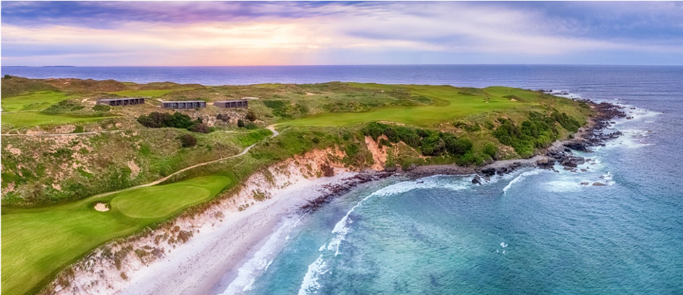 King Island Golf Tour 2021
